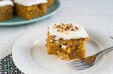 Pyszne i wilgotne ciasto marchewkowe