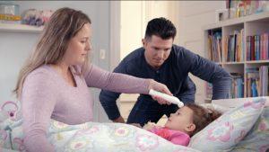 Trzydniówka u dziecka - wysypka, u dorosłych