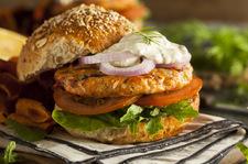 Domowy fiszburger