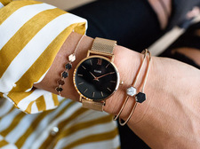 Modny zegarek damski, czyli codzienna biżuteria