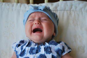 Jak uspokoić niemowlaka