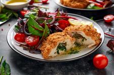 Filet z kurczaka z serem feta