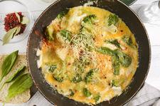 Pożywny omlet