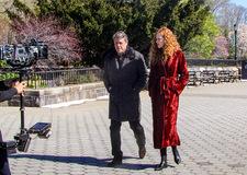 """Najmodniejsze płaszcze w tym sezonie nosi Nicole Kidman w serialu """"Od nowa"""""""