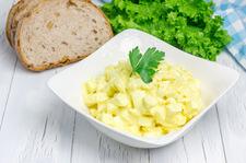 Pasta jajeczna do chleba