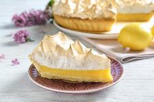 Ciasto cytrynowe z bezą