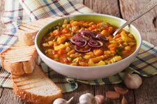 Ribollita - toskańska zupa