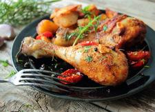 Udka z kurczaka w ziołach