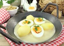 Ziemniaki z jajkami
