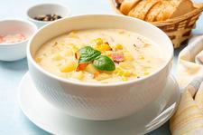Szybka zupa ziemniaczana
