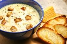 Błyskawiczna zupa z serków topionych