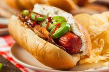 Domowy hot dog na trzy sposoby