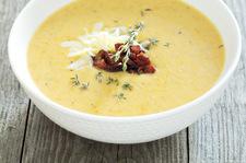Zupa serowa jak marzenie. Spróbuj!
