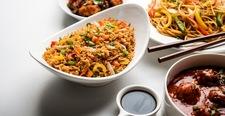 Ryż z wołowiną i warzywami po chińsku