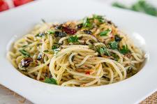Najprostsze spaghetti aglio e olio