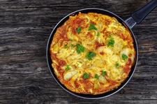 Hiszpański omlet tortilla