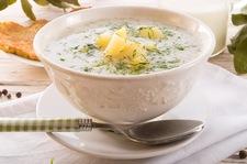 Zupa koperkowa na śmietanie