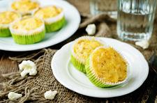 Kalafiorowo-jajeczne muffinki