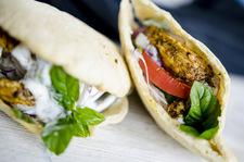Kebab drobiowy