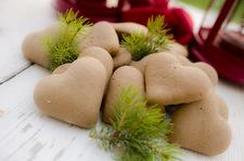 Drożdżowe pierniczki z miodem