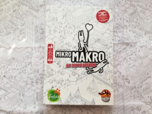 MikroMakro- Na tropie zbrodni